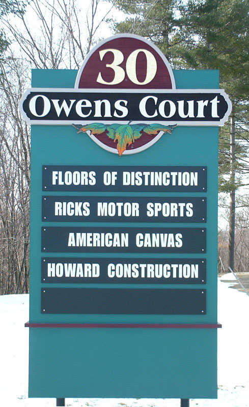 NH MA Maine Seacoast Dimensional sandblasted Carved Signs Signage